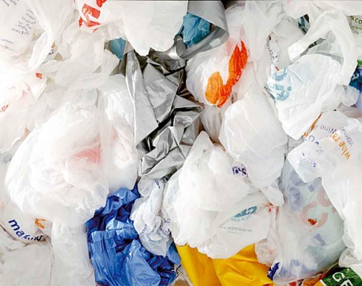 Plastic bags in landfills statistics