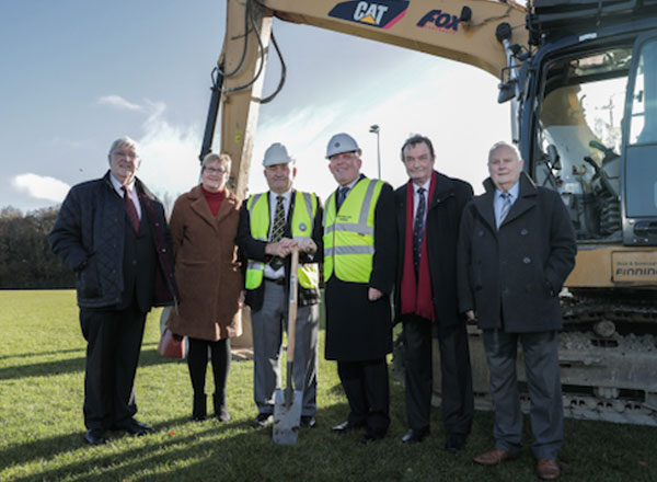 A New Football Pitch Will Be Delivered