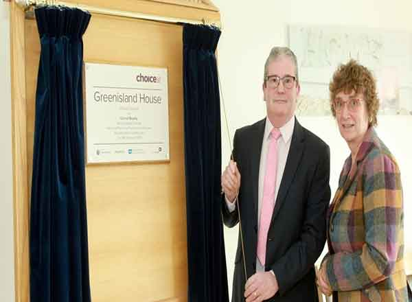 Greenisland House Has Officially Opened