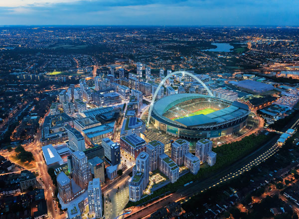 The Firm Was Awarded Another Project At London's Wembley Park