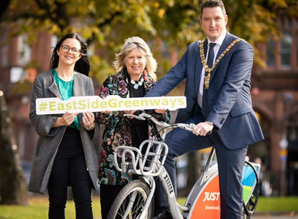 Building On Success Of Connswater Community Greenway