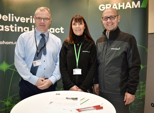 GRAHAM Hosts Opens Day On Site