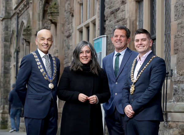 Belfast Chamber Outlines Ideas For The City