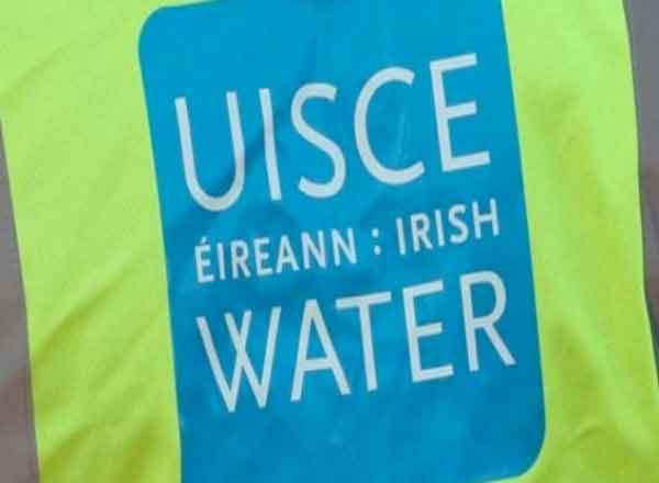 The Works Are Being Carried Out On Behalf Of Irish Water