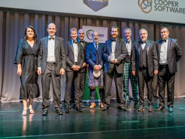 Northern Ireland Exporter To Scotland Of The Year Category