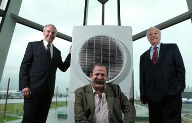 glen dimplex launches air source heat pump ireland construction news. Black Bedroom Furniture Sets. Home Design Ideas