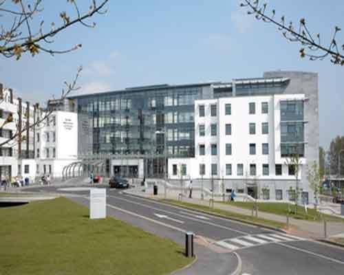 Work Complete On Hospital Emergency Room | Ireland Construction News