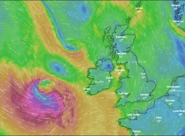 NDFEM Preparing For Incoming Bad Weather