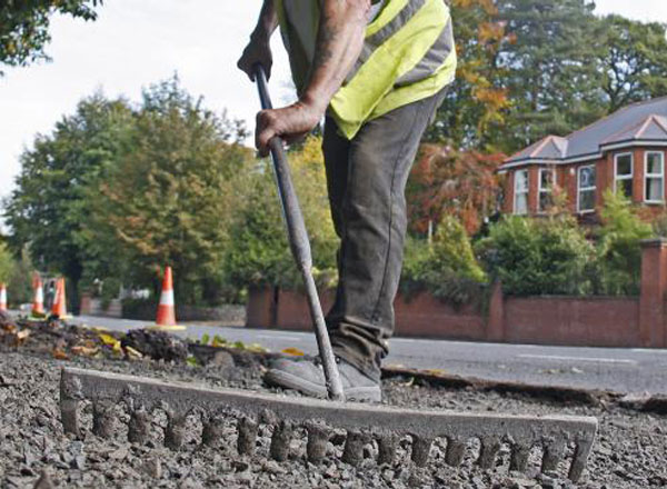 £85,000 Works On Aghalee Road